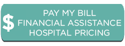 Online Bill Pay, Financial Assistance and Hospital Pricing